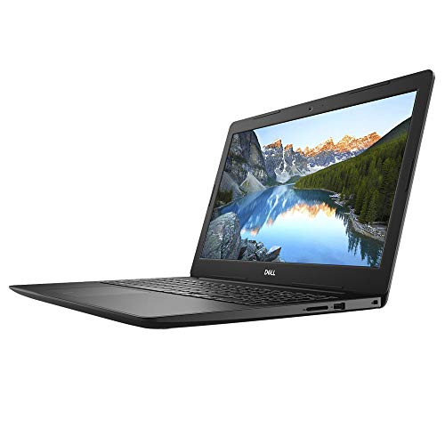 """Notebook Dell Inspiron I15-3584-Ds50P 8ª Geração Intel Core I3 4Gb 256Gb Ssd Tela Led 15.6"""" Linux Preto"""