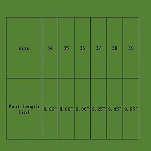 vert femmes taille Tongs Fuxitoggo de Comfort Sandale bleu 39 couleur pour xtF01