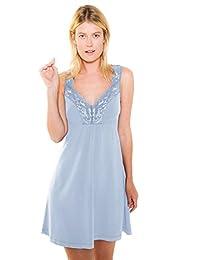 Lusome Everyday Womens Moisture Wicking Daphne Sleep Chemise, size XS-XL