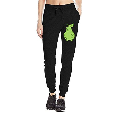 MostPopular Grizzly Avocado Pear Custom Womens Jogger Sweatpants (Grizzlies Sweatpants)