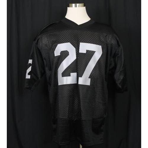 70%OFF Fabian Washington Signed Jersey -  27 Raiders COA 15) - PSA ... 6732e0224