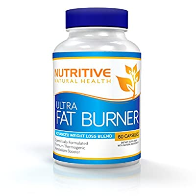 Ultra Fat Burner - Clearance - Blowout Price - Advanced Weight Loss Blend - Scientifically Formulated Thermogenic Metabolism Booster