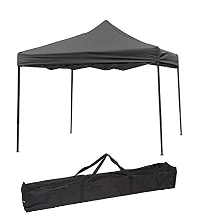 Trademark Innovations Lightweight And Portable Canopy Tent Set