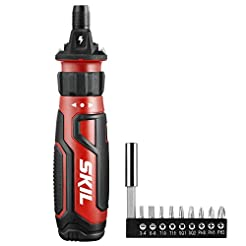 SKIL Rechargeable 4V Cordless Screwdrive...