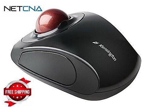 Kensington Orbit USB Wireless Mobile Trackball - By NETCNA (Orbit Wireless Mobile Trackball)