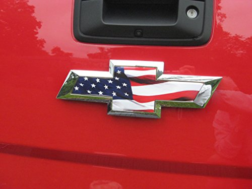 Buy silverado bowtie tailgate emblem