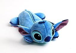 Disney [Stitch] Pen Pencil Case Zipper Pouch Multi Bag_Soft & Cute Toy Pouch