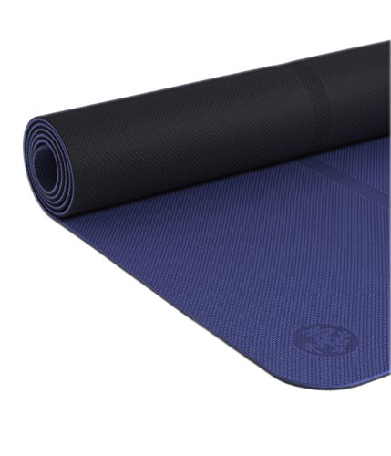 Manduka Welcome Yoga And Pilates Mat, Thunder, 5mm, 68