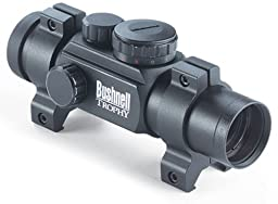 Bushnell Trophy Multi Red/Green Dot Reticle Riflescope, 1x28