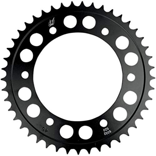 (Driven Racing Rear Sprocket 43T Black)