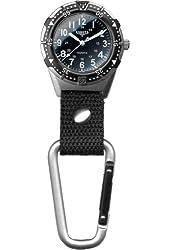 Dakota Men's Aluminum Backpacker Clip Watch