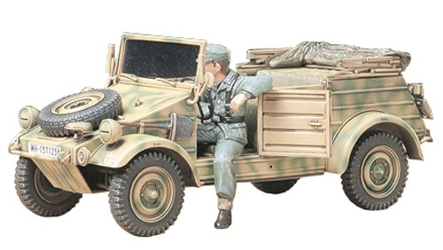 Tamiya Models Kubelwagen Type 82 Model Kit (1/35 Scale)