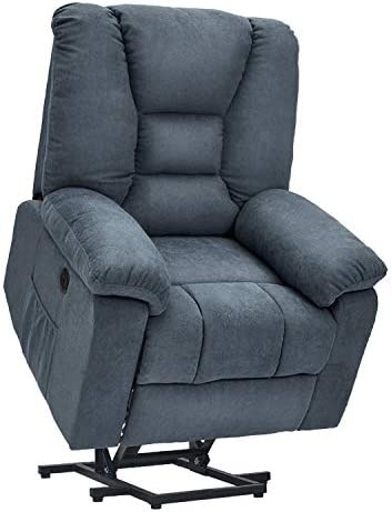 Reviewed: Esright Power Lift Microfiber Electric Recliner Chair