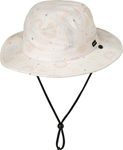 RVCA Men's Luke Fireworks Boonie HAT, Antique/White, ONE Size