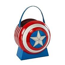 Captain America Avengers 2 Collapsible Shield Pail