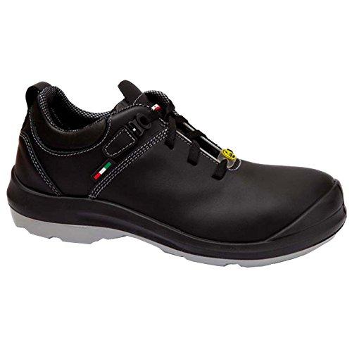 Giasco Halbschuh Sydney S3, Größe 42, 1 Stück, schwarz, 33L74C42
