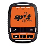 Spot Satellite SPOT Gen3 Satellite GPS Messenger - Orange SPOT-3ORANGE
