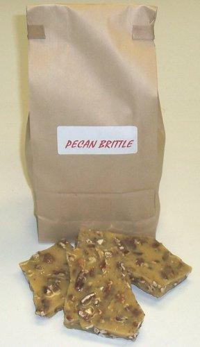 Scott's Cakes Pecan Brittle 1 lb. Bag