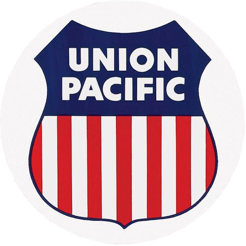 Union Pacific Railroad Magnet