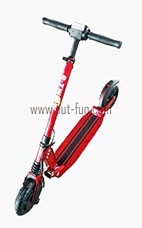 E-TWOW Booster S2 - Rojo, version impermeable: Amazon.es ...