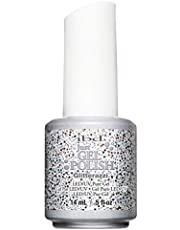 IBD Just Gel Soak Off UV LED Gel Nail Polish Lacquer 56793 Glitterazzi 14ml