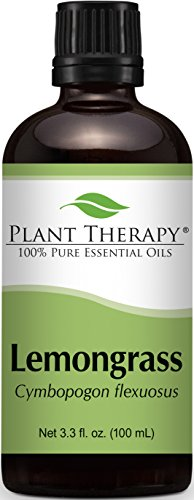 Plant Therapy Lemongrass Essential Therapeutic