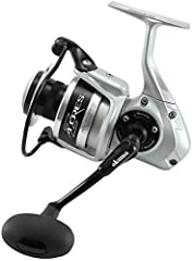 All-new Okuma Azores spinning reels, the Z-55S, Z-65S and Z-80S, are the results of a multi-year engineering review that achieves new levels of strength and stability. Azores begin with proven power features including die-cast aluminum body, ...