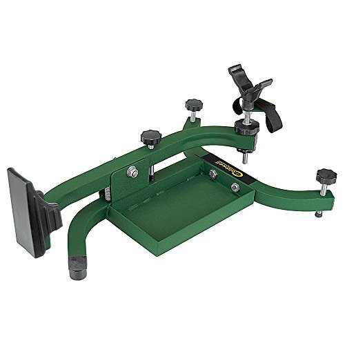 - Caldwell Lead Sled Solo Adjustable Recoil Reducing Rifle Shooting Rest for Outdoor Range - 101777