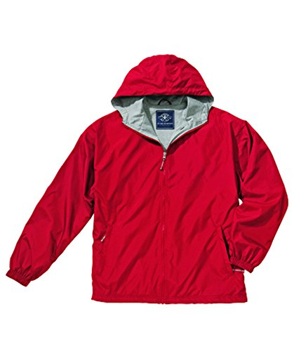 Charles River Portsmouth Jacket-Red-3XL -