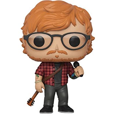 Funko POP! Rocks: Ed Sheeran: Funko Pop! Rocks:: Toys & Games