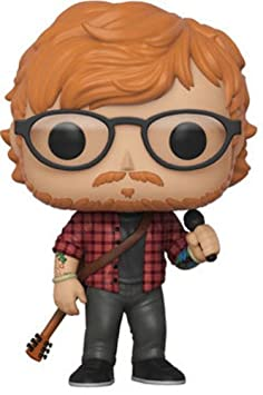 Funko Pop: Rocks Ed Sheeran Collectible Figure, Multicolor by Fun Ko