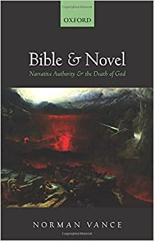 Book Bible and Novel: Narrative Authority and the Death of God