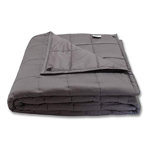 (CMFRT Weighted Blanket for Kids - | 100% Soft Breathable Cotton (41