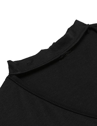 Bluetime - Vestido - para mujer negro