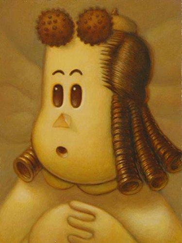Imagekind Wall Art Print Entitled Little Lulu Jere Smith | 36 x 48