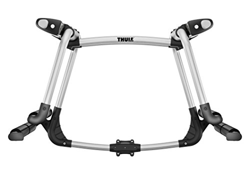Thule 9033 Tram Hitch Ski Carrier with Locks (Helium 2 Bike)