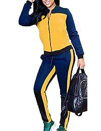 LKCEN-CA Women Suits Tracksuits Winter Jacket +Pant Tracksuit Sport Sweat Suit Set