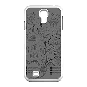 Samsung Galaxy S4 9500 Cell Phone Case White WELCOME TO CARCOSA Hfcci