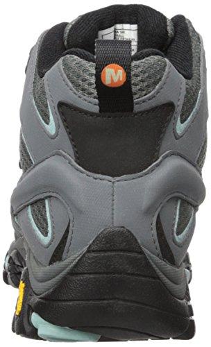 Merrell Moab 2 Mid GTX, Botas de Senderismo Para Mujer Verde (Sedona Sage)
