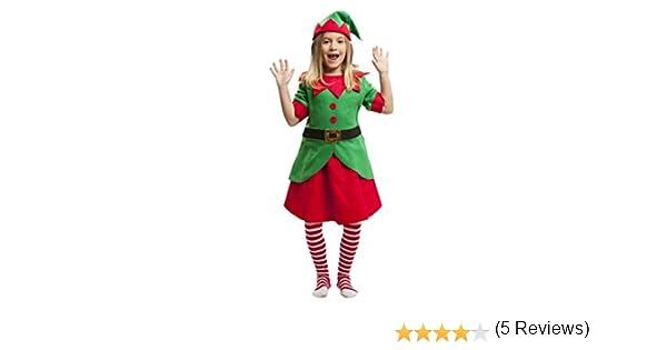 My Other Me Me-203375 Disfraz elfa para niña, 5-6 años (Viving ...