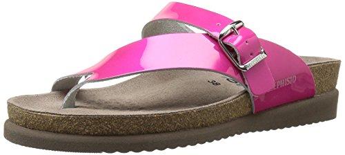 Thong Sandals Mephisto Helen Fuchsia Patent Women's 0Rcpg