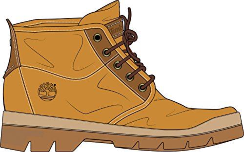 Timberland Summer Boot LeatherC WHEAT, MAN, Size: 46 EU (12 US / 11.5 UK)