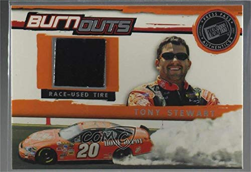 Tony Stewart (Trading Card) 2007 Press Pass Stealth - Burnouts #BO 5 ()