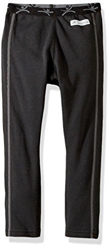 Fleece Womens Terramar - Terramar Genesis Climasense Fleece Pants, Onyx, X-Small (4-6)