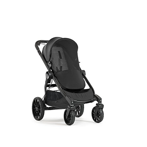 Jogger Canopy Baby - Baby Jogger City Select/LUX Bug Canopy, Black