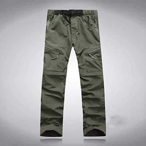 Uomo Da Adelina Grün Pantaloni Abbigliamento Jogging Jeans Staccabili Lunghi Sportivi wtqRAEqxPZ