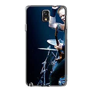 Samsung Galaxy Note3 UoX14921iVGs Support Personal Customs HD Metallica Pictures Perfect Hard Phone Cases -AlissaDubois