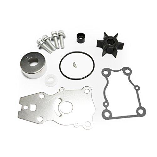 Yamaha Outboard Water Pump Repair kit Impeller Replacement Sierra 18-3440 66T-W0078-00 25/30/40HP