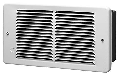 KING PAW2422-W 2250-Watt 240-Volt Pic-A-Watt Wall Heater, White,