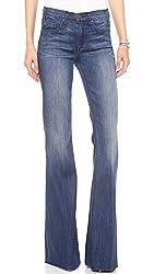 McGuire Denim Women's Majorelle Flare Jeans, Revel Revel, 24